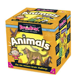 BrainBox Animals - iPlayiLearn.co.za  - 1