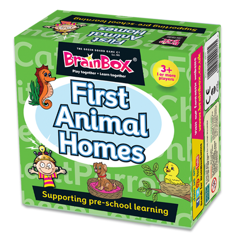 BrainBox First Animal Homes