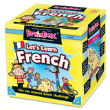 BrainBox Let's Learn French Game