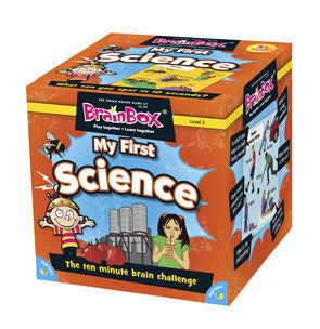 BrainBox My First Science - iPlayiLearn.co.za  - 1