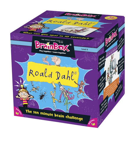 BrainBox Roald Dahl - iPlayiLearn.co.za  - 1