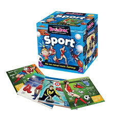 BrainBox Sport - iPlayiLearn.co.za  - 1