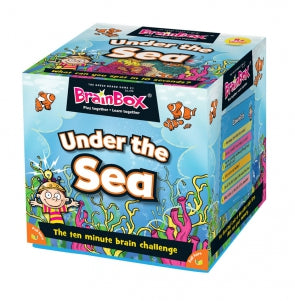 BrainBox Under the Sea Game