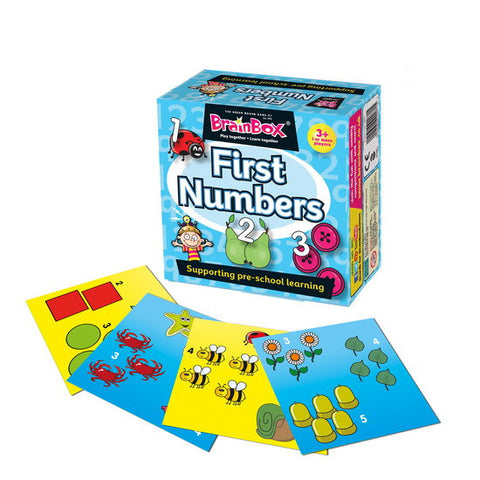BrainBox First Numbers Preschool