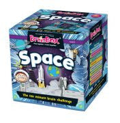 BrainBox Space Game