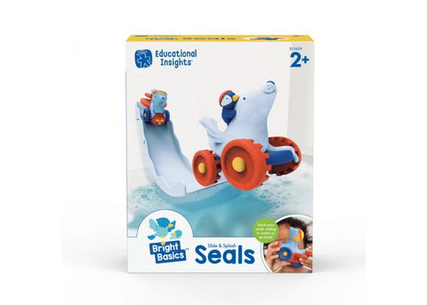 Bright Basics™ Slide & Splash Seals™