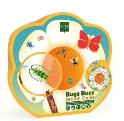 Bugs Buzz Search Game