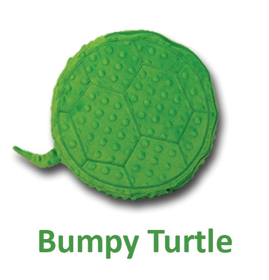 Senseez Vibrating Cushion - Bumpy Turtle (Plush Material) - iPlayiLearn.co.za  - 1