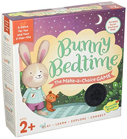 Bunny Bedtime: The Make A Choice Game