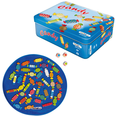 Candy (metal box) - iPlayiLearn.co.za  - 1