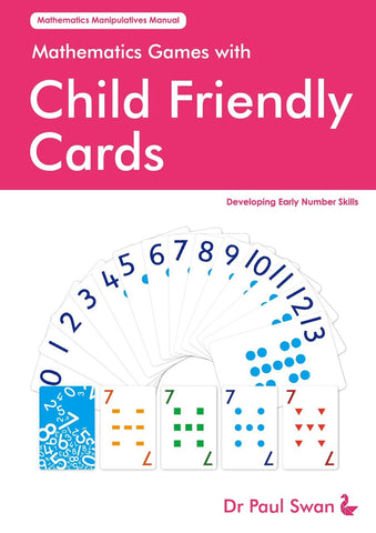 Activity Book - Child Friendly Cards - iPlayiLearn.co.za