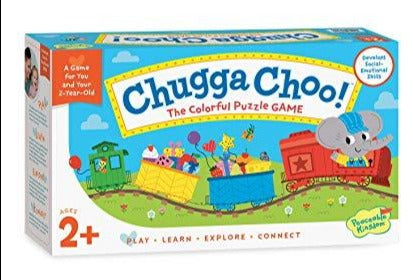 Chugga Choo: The Colourful Puzzle Game