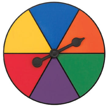 Spinners Colour 6 5pc pbag - iPlayiLearn.co.za