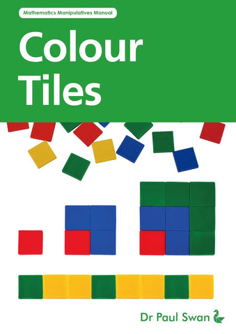 Activity Book - Colour Tiles - iPlayiLearn.co.za