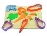 Vegetable Cutters 6pc