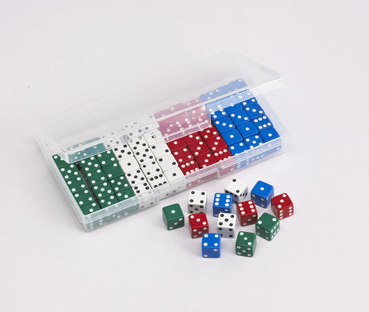 DICE Classroom Dot Dice (72pcs) - iPlayiLearn.co.za