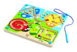 Best Bugs Magnetic Maze - Magnetic Trace - iPlayiLearn.co.za