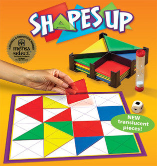 Shapes Up - iPlayiLearn.co.za  - 1