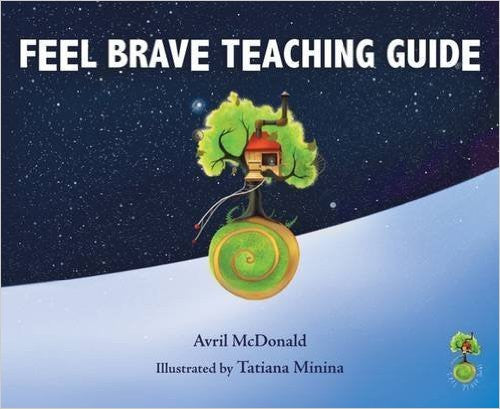 Feel Brave Teaching Guide + CD (by Avril McDonald)