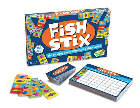 Fish Stix: The Strategy Game