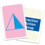 Fraction Action Snap Game