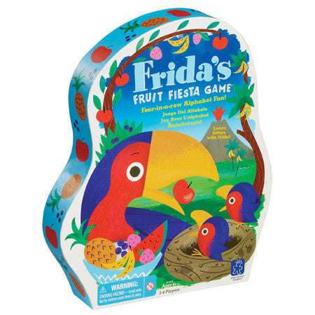Frida's Fruit Frenzy Game - iPlayiLearn.co.za