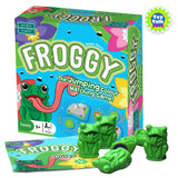 Froggy: Jumping Colour Matching Game