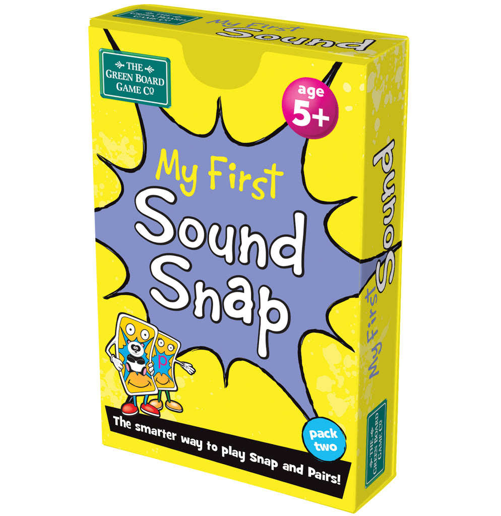 My First Sound Snap Pack 2