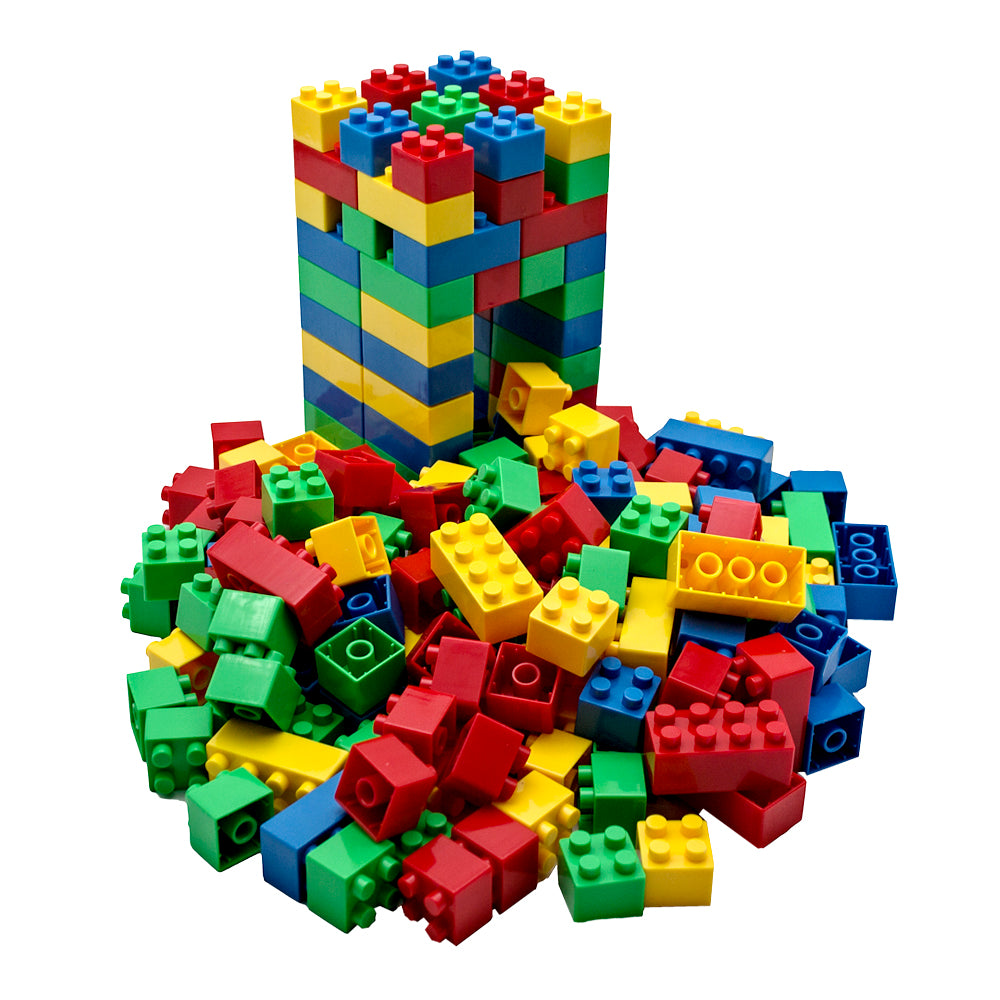 Building Blocks Large 200pc Polybag