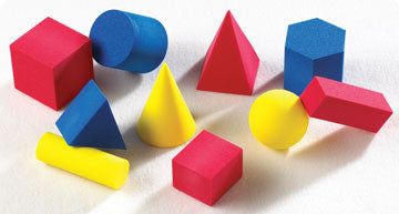 Geosolids Foam 5cm 10pc (EG7512) - iPlayiLearn.co.za