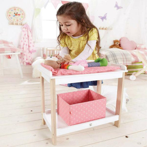 Baby Doll Changing Table 3pc - iPlayiLearn.co.za  - 1