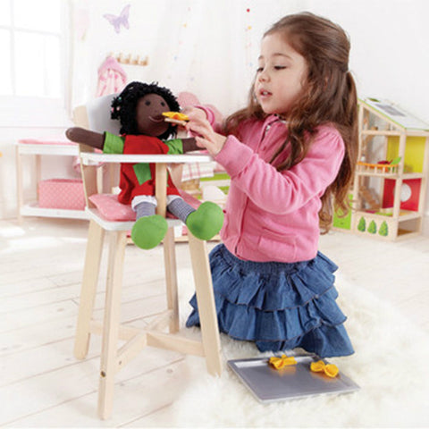 Baby Doll Highchair 2pc - iPlayiLearn.co.za  - 1