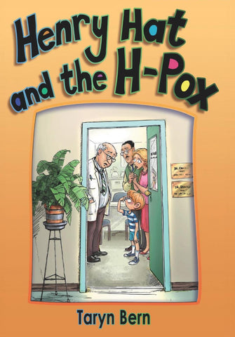 Henry Hat and the H-Pox - iPlayiLearn.co.za