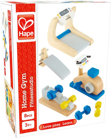 Home Gym 8pc - iPlayiLearn.co.za  - 2