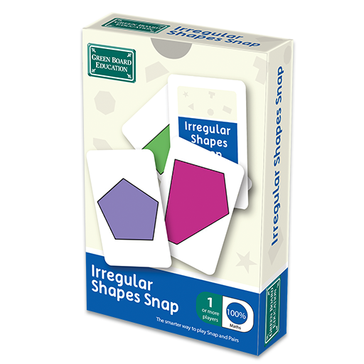 Irregular Shapes Education