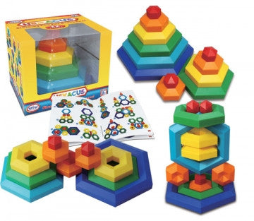 Hexacus 12pc - iPlayiLearn.co.za