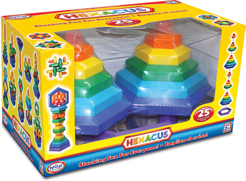 Hexacus 25pc - iPlayiLearn.co.za