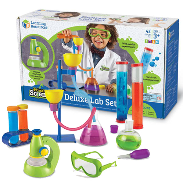 Primary Science™ Deluxe Lab Set
