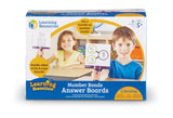 Number Bonds Answer Boards (Set of 5)