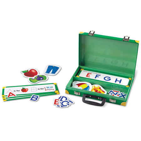 Alphabet Suitcase - iPlayiLearn.co.za
