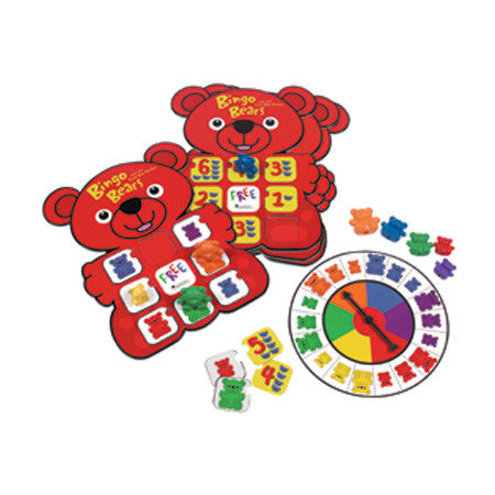Bingo Bears Game - iPlayiLearn.co.za