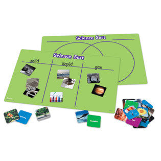 Science Sort Activity Set - iPlayiLearn.co.za