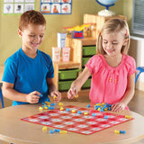 100 Ant Picnic Math Activity Set - iPlayiLearn.co.za