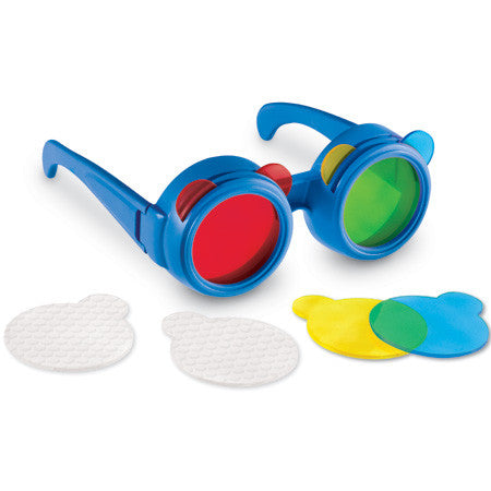 Primary Science Colour Mixing Glasses - iPlayiLearn.co.za  - 1