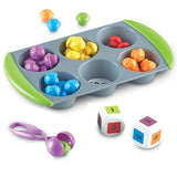 Mini Muffin Match Up Maths Activity Set - iPlayiLearn.co.za  - 2