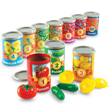 1 To 10 Counting Cans - iPlayiLearn.co.za  - 1