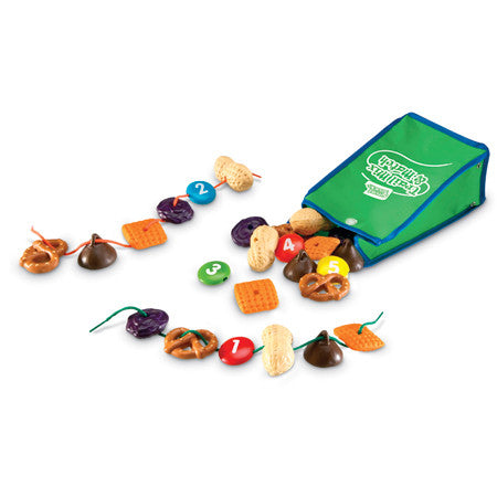 Smart Snacks Trail Mix & Match - iPlayiLearn.co.za
