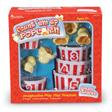 Smart Snacks Count 'em Up Popcorn - iPlayiLearn.co.za