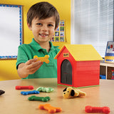 Ruff's House Teaching Tactile Set - iPlayiLearn.co.za  - 3