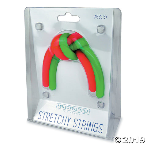 Sensory Genius: Stretchy Strings